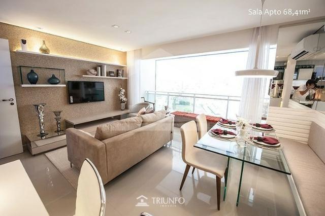 (RG) TR15103 - Apartamento à Venda no Bairro de Fátima com 3 Quartos