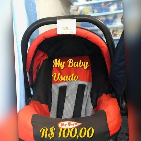 Bebê conforto usado a partir de 100,00 - Foto 5