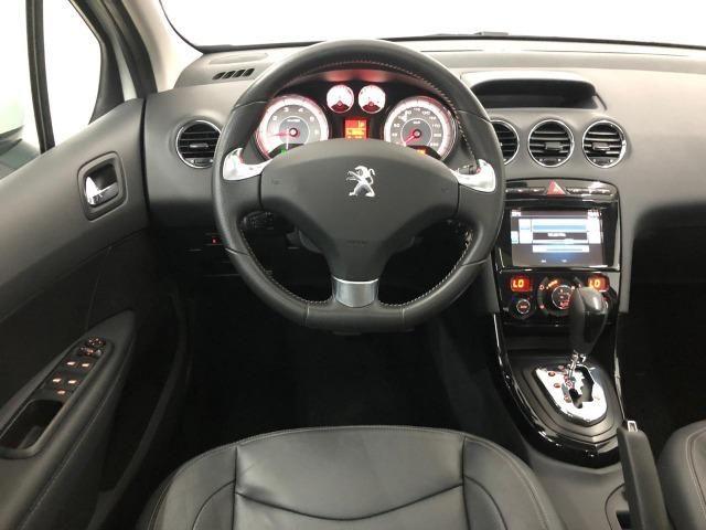 Peugeot 408 Griffe 1.6 Turbo / 2017 - Foto 8