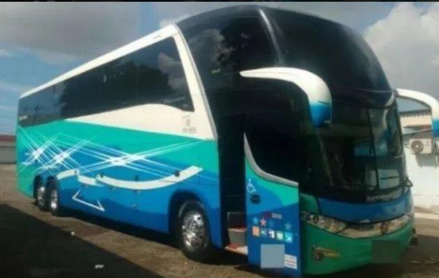 Ônibus com entrada 10mil