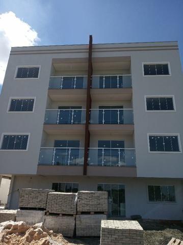 Alugo apartamento 2 quartos 1 vaga de garagem 63m centro - Foto 3