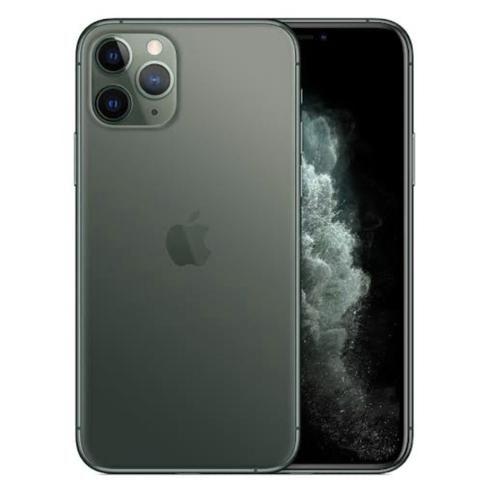 Vendo iPhone 11 pro verde de 64GB