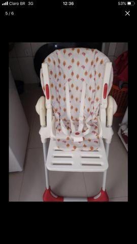Cadeira Chicco amamentação - Foto 3
