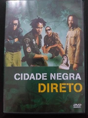 DVD do Cidade Negra