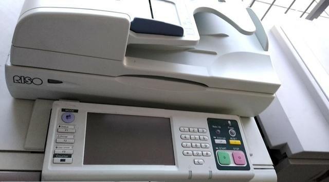 Impressora Riso Comcolor 7050r - Foto 3