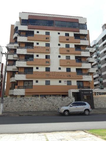 Apartamento intermares 4 quartos + dep. completa a Beira Mar - Cabedelo-PB
