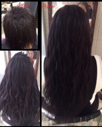Promoção! Aplicação de mega hair 100,00! - Foto 2