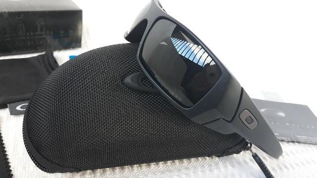 Óculos Oakley Gascan Preto Fosco Polarizado - Importado e Novo ... 61eed6cbbe