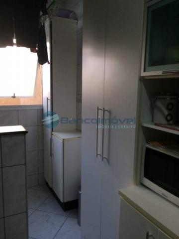 Apartamento à venda com 3 dormitórios em Morumbi, Paulínia cod:AP02060 - Foto 10