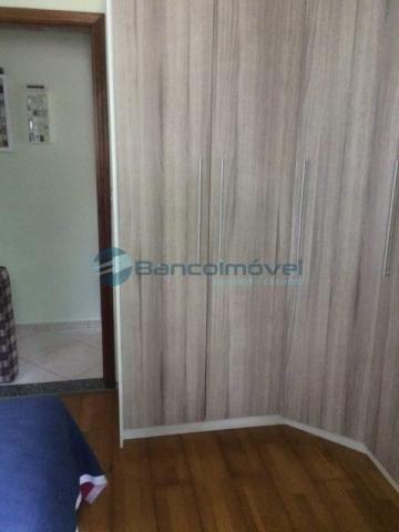 Apartamento à venda com 3 dormitórios em Morumbi, Paulínia cod:AP02060 - Foto 12