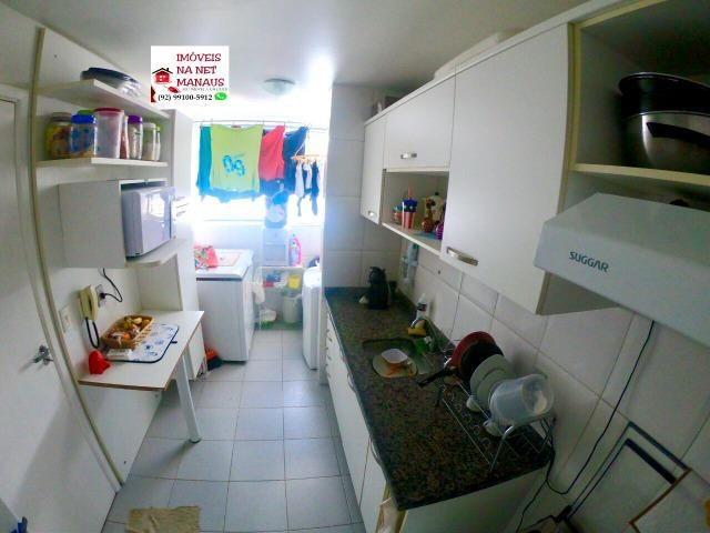 Eliza Miranda 3 quartos, Apartamento 100% Mobiliado - Foto 5