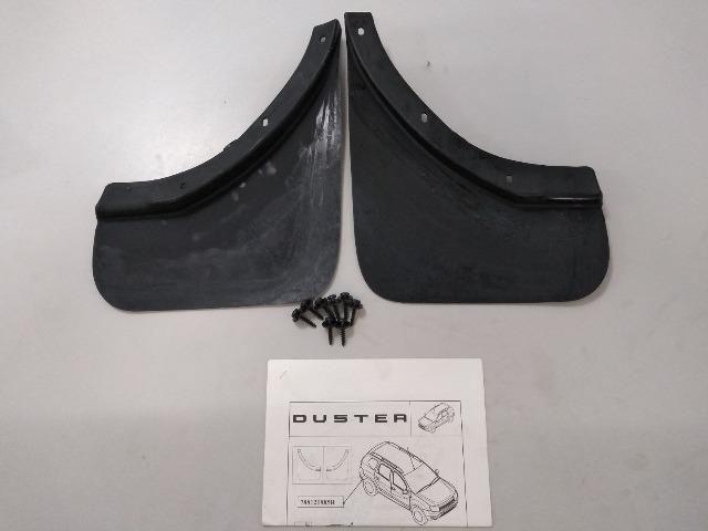*R-Para Barro Lameiro Traseiro Renault Duster - Foto 3
