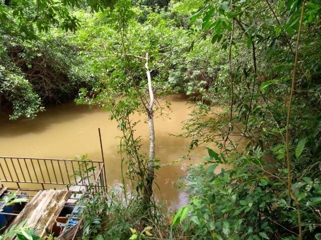 Chácara na beira do Rio Pirapitinga - Negócio de Oportunidade!