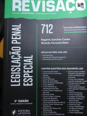 Livro legislação penal especial