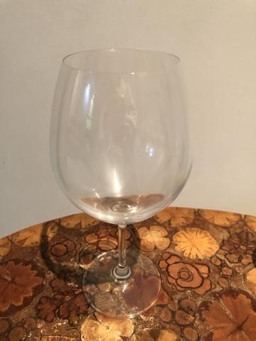 Taças de Cristal Vinho Tinto