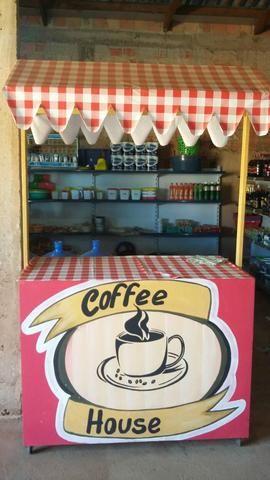 Barraca Café da Manhã