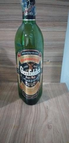 Raro whisky glenfiddich pure malt