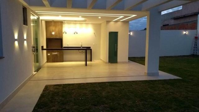 Samuel Pereira oferece: Casa Nova Moderna Sobradinho Alto da Boa Vista 3 suites - Foto 4