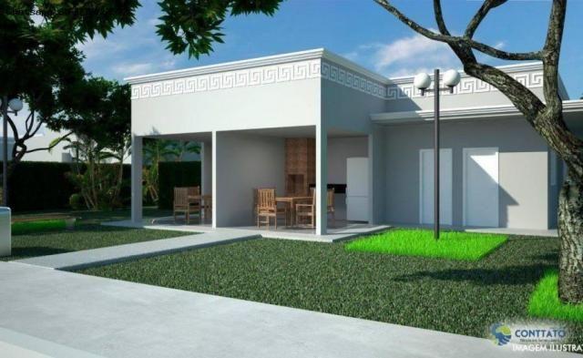 Casa em Condomínio para Venda em Cuiabá, Osmar Cabral, 2 dormitórios, 1 suíte, 1 banheiro, - Foto 3