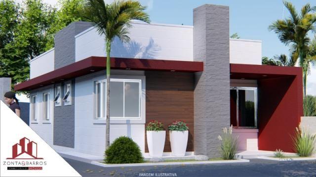 Casa à venda com 3 dormitórios em Gralha azul, Fazenda rio grande cod:CA00106