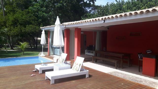 Maravilhosa Casa 4 Suítes Porteira Fechada Quintas de Sauípe - Foto 4