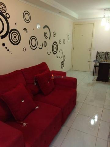 Nova Mogi I - Apartamento com 2 dormitórios à venda, 58 m² por R$ 265.000 - Mogi Moderno - - Foto 14
