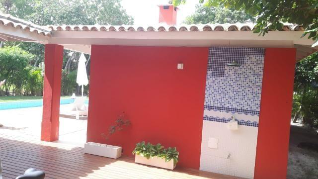 Maravilhosa Casa 4 Suítes Porteira Fechada Quintas de Sauípe - Foto 10