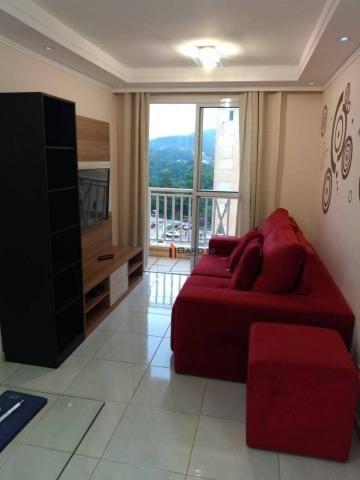 Nova Mogi I - Apartamento com 2 dormitórios à venda, 58 m² por R$ 265.000 - Mogi Moderno - - Foto 17