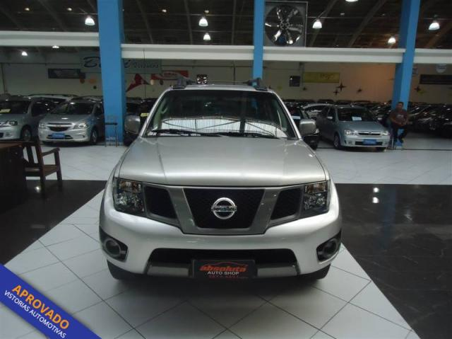 NISSAN FRONTIER SV ATTACK CD TED 4P MANUAL