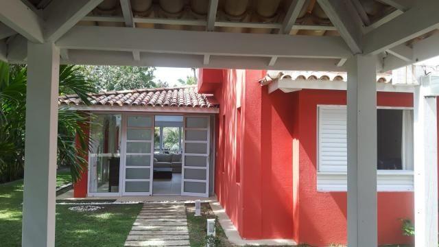 Maravilhosa Casa 4 Suítes Porteira Fechada Quintas de Sauípe - Foto 13