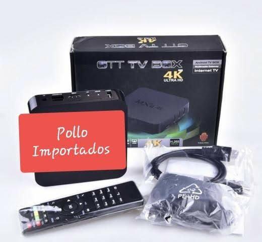 Tv Box 4 GB/ 32 Android 9.1 - Foto 2