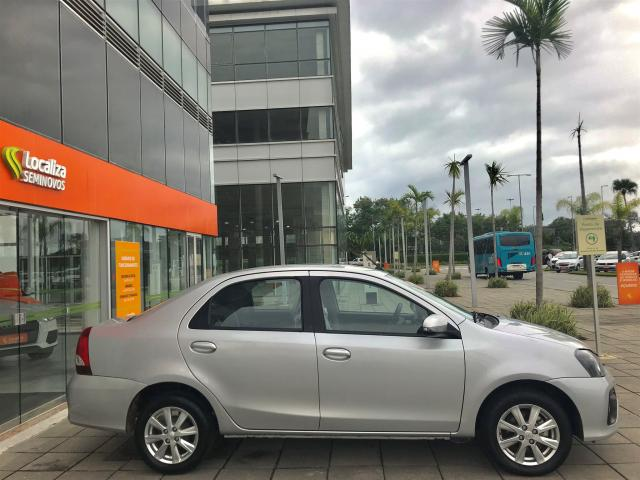 TOYOTA ETIOS 2018/2019 1.5 X PLUS SEDAN 16V FLEX 4P AUTOMÁTICO - Foto 4