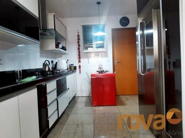 Apartamento à venda com 3 dormitórios em Setor bueno, Goiânia cod:NOV235797 - Foto 5