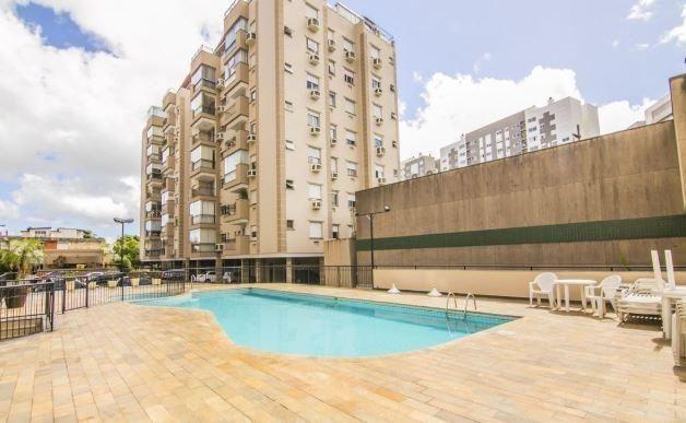 Apartamento à venda com 2 dormitórios em São sebastião, Porto alegre cod:9919522 - Foto 19