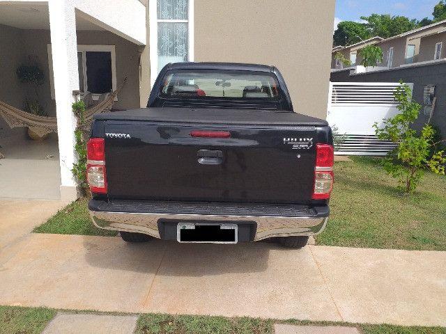 Hilux SRV Diesel Automática 4x4 2011 - Foto 4