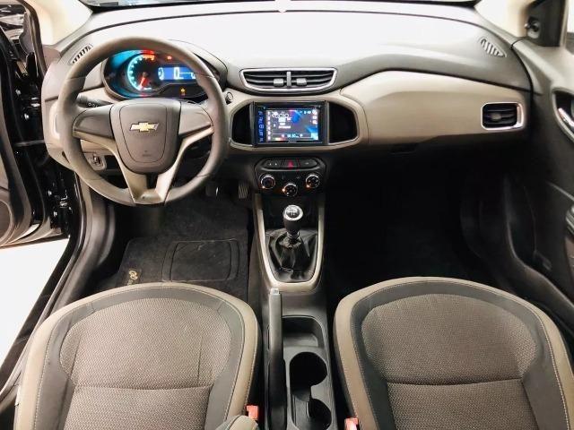 Chevrolet prisma sed. lt 1.0 8v flexpower- unico dono - Foto 9