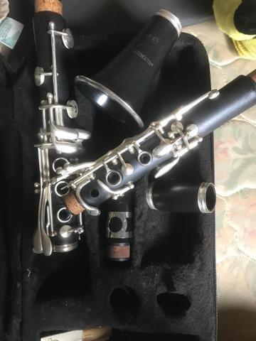 Clarinete ótimo estado - Foto 5