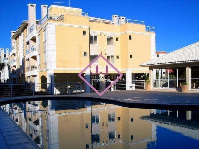Apartamento à venda com 2 dormitórios em Ingleses do rio vermelho, Florianopolis cod:3956 - Foto 2