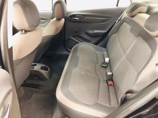 Chevrolet prisma sed. lt 1.0 8v flexpower- unico dono - Foto 8