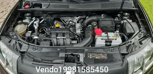 Vendo Sandero authentique 1.0 ano 2017 bloco 3 cilindros  - Foto 5
