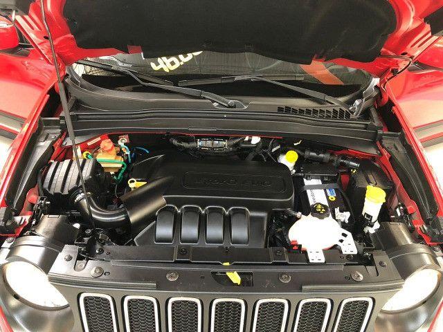 Jeep Renegade Longitude 1.8 Flex Automático 2016 * Baixa KM - Foto 13