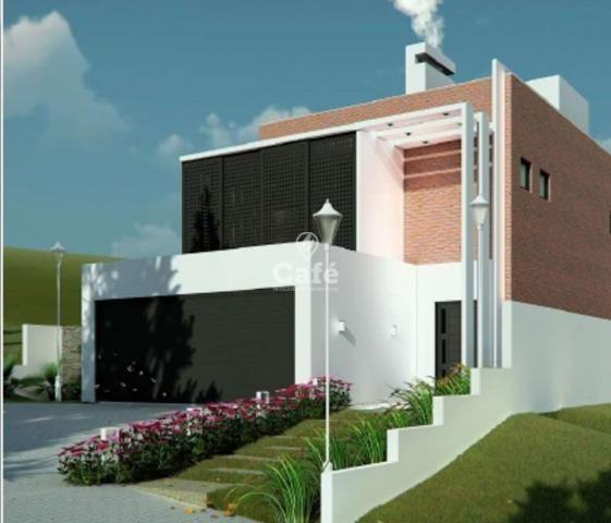 Casa à venda com 3 dormitórios em Tomazetti, Santa maria cod:3050 - Foto 2