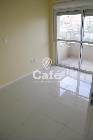 Apartamento à venda com 2 dormitórios em Nossa senhora de fátima, Santa maria cod:0775 - Foto 7