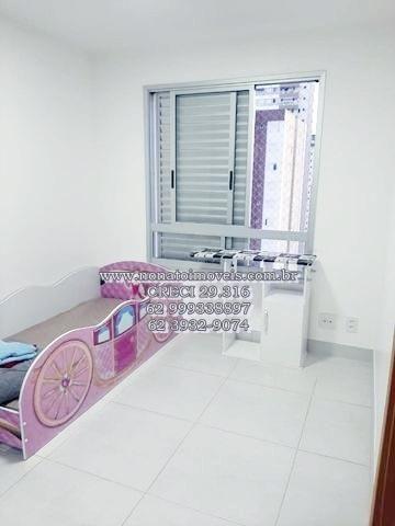 Esplêndido Apartamento para venda, 4 quartos, 3 suítes, Jardim Goiás! - Foto 15