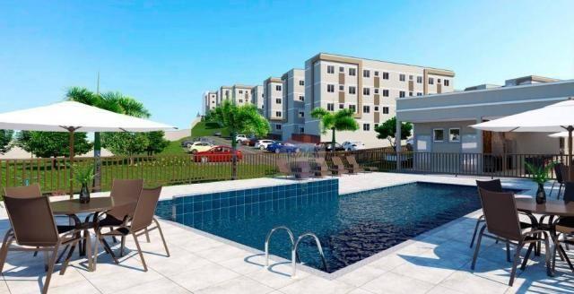 Apartamento com 2 dormitórios à venda, 38 m² por R$ 145.063,00 - Fragoso - Olinda/PE - Foto 2