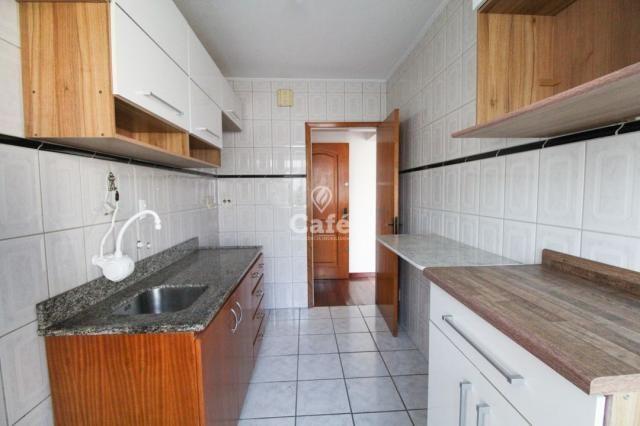 Apartamento central de 2 dormitórios com box. - Foto 4