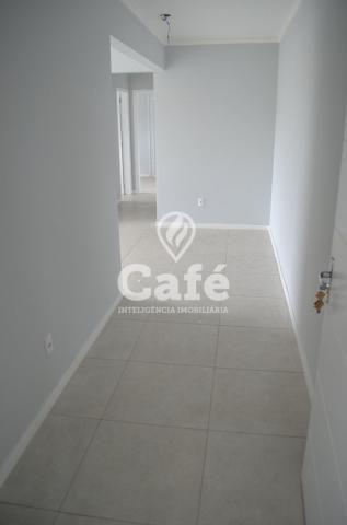 Apartamento à venda com 2 dormitórios em Nossa senhora de fátima, Santa maria cod:0541 - Foto 3