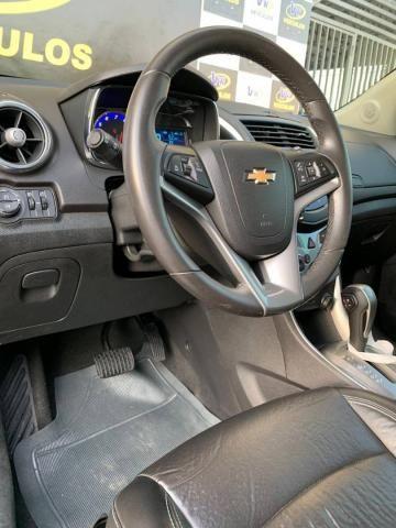 TRACKER 2014/2015 1.8 MPFI LTZ 4X2 16V FLEX 4P AUTOMÁTICO - Foto 7