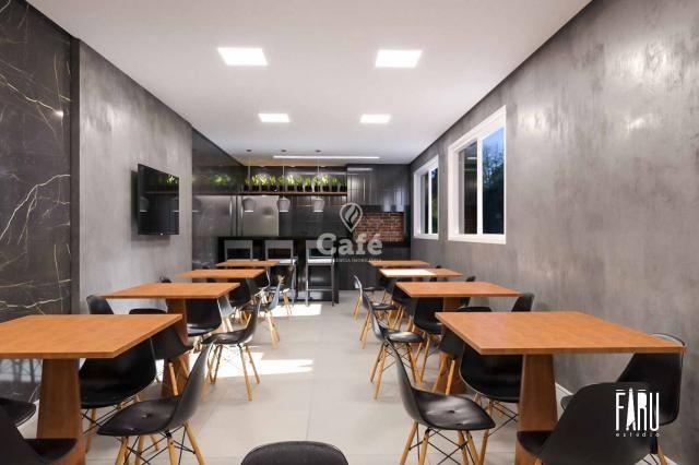 Apartamento de 2 dormitórios com garagem no bairro Nossa Senhora do Rosario - Foto 7