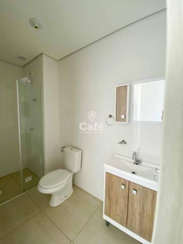 Apartamento de 1 dormitório com garagem em Camobi - Foto 8